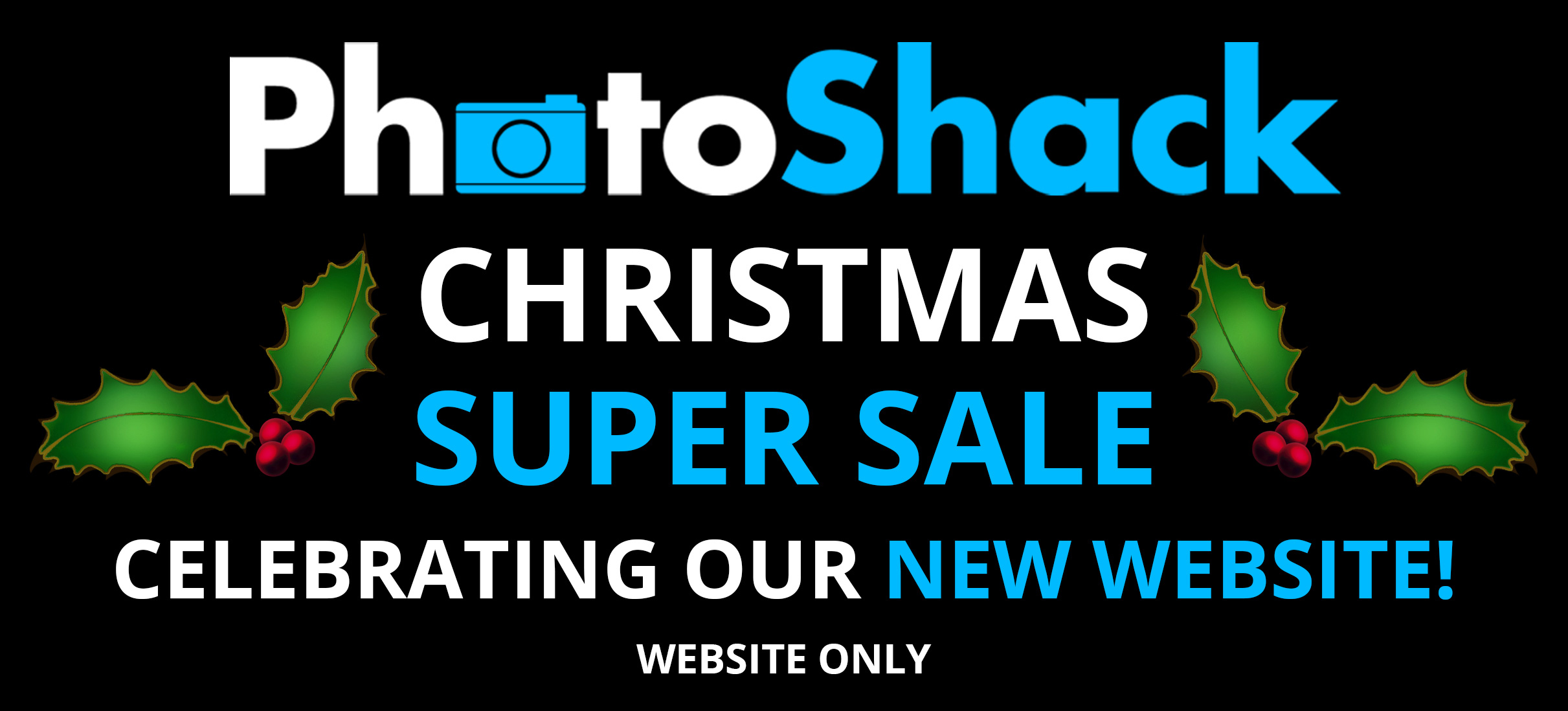 Photoshack Christmas Super Sale