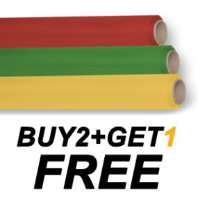 Buy 2 Paper rolls and get 1 Deep yellow free