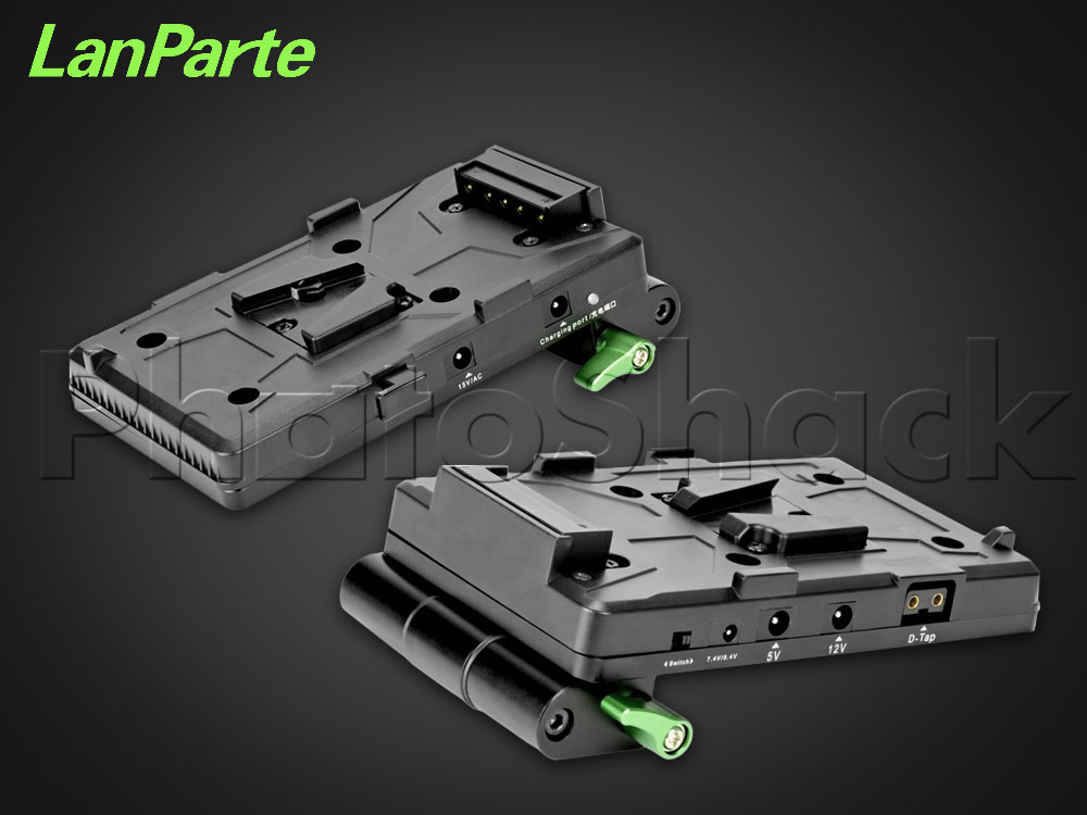 LanParte - V-mount Battery Pinch / Splitter