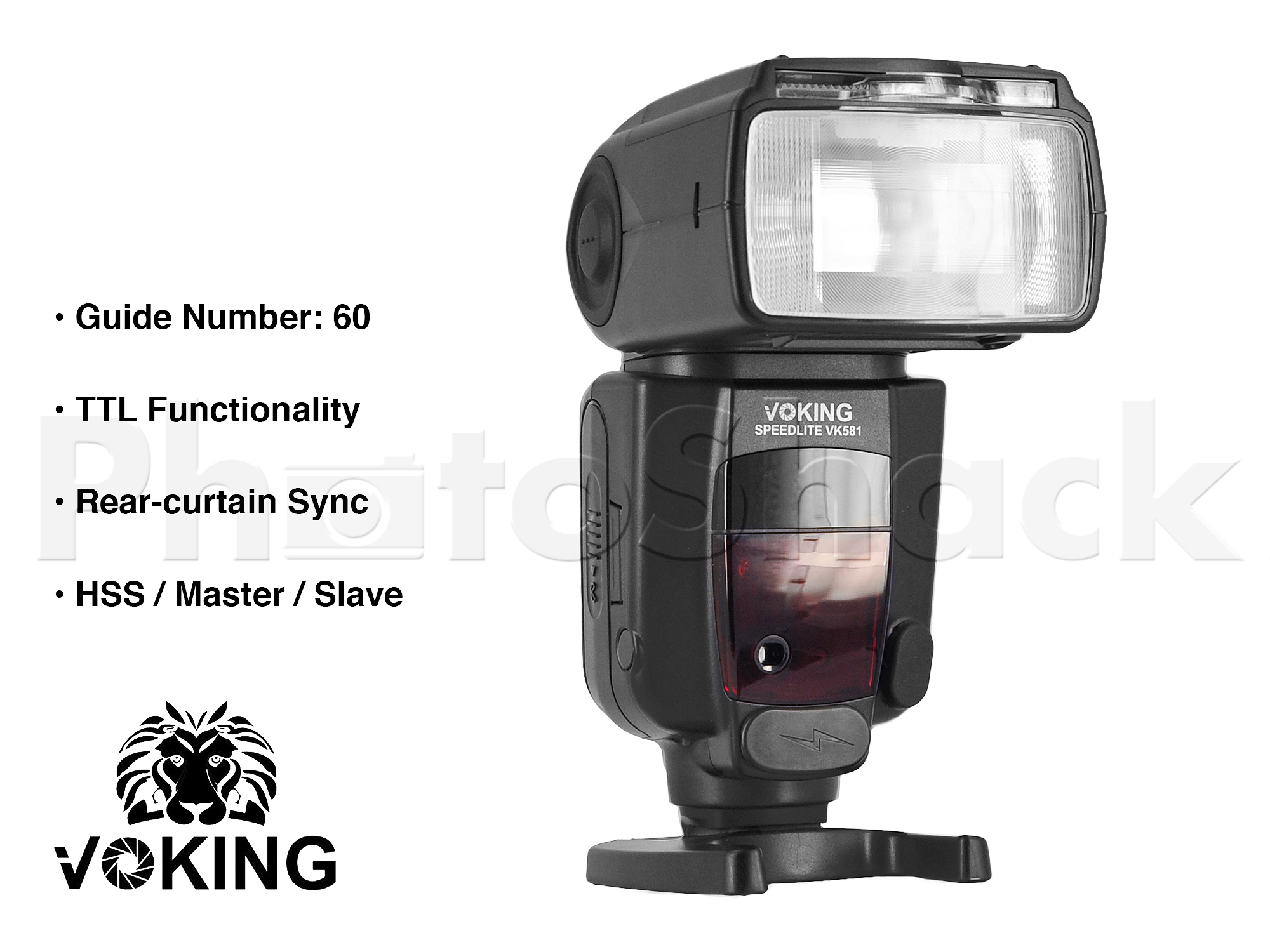 Voking Speedlite for Nikon - VK581N