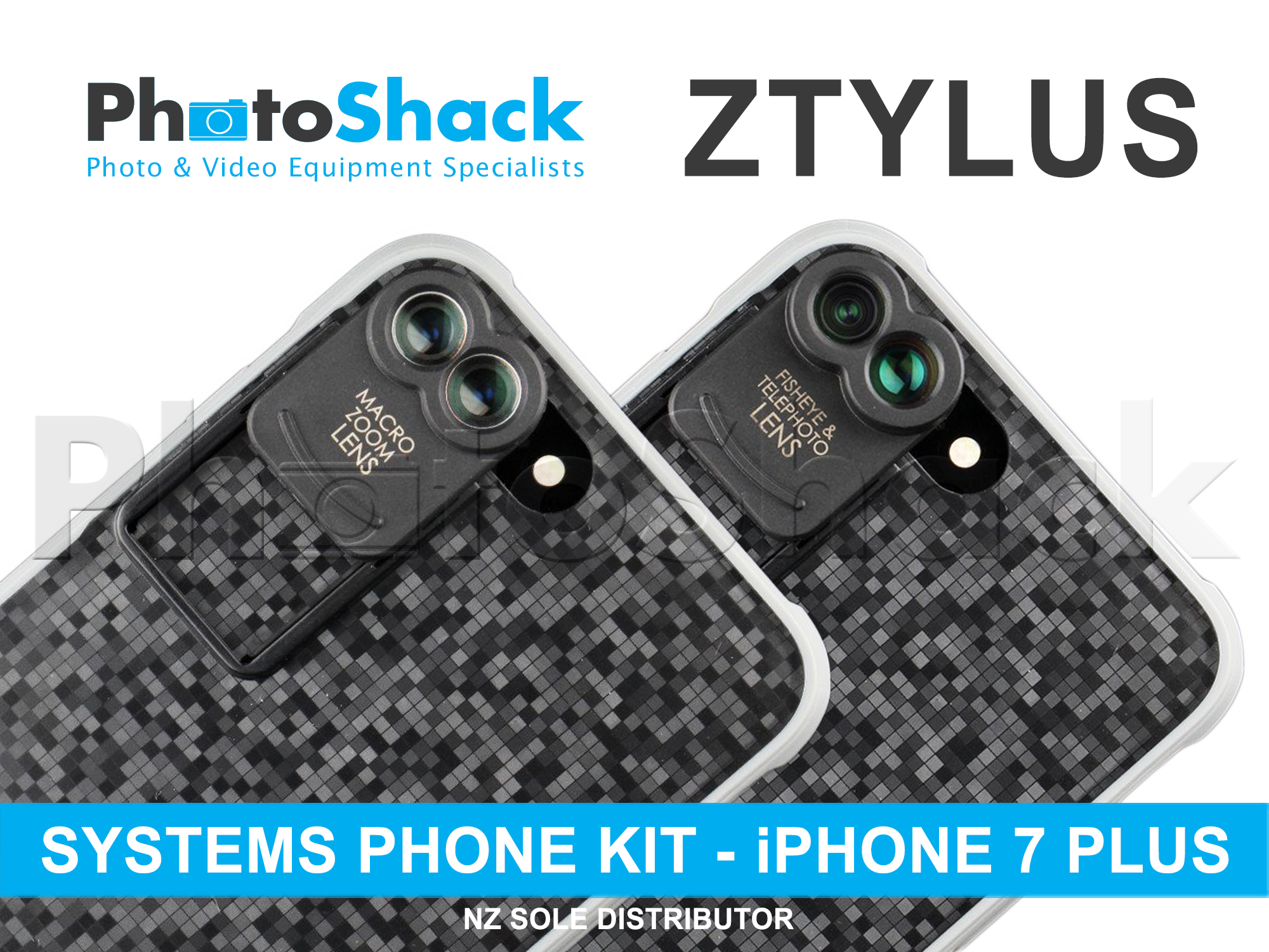 ZOOM Lens Kit for iPhone 7 PLUS