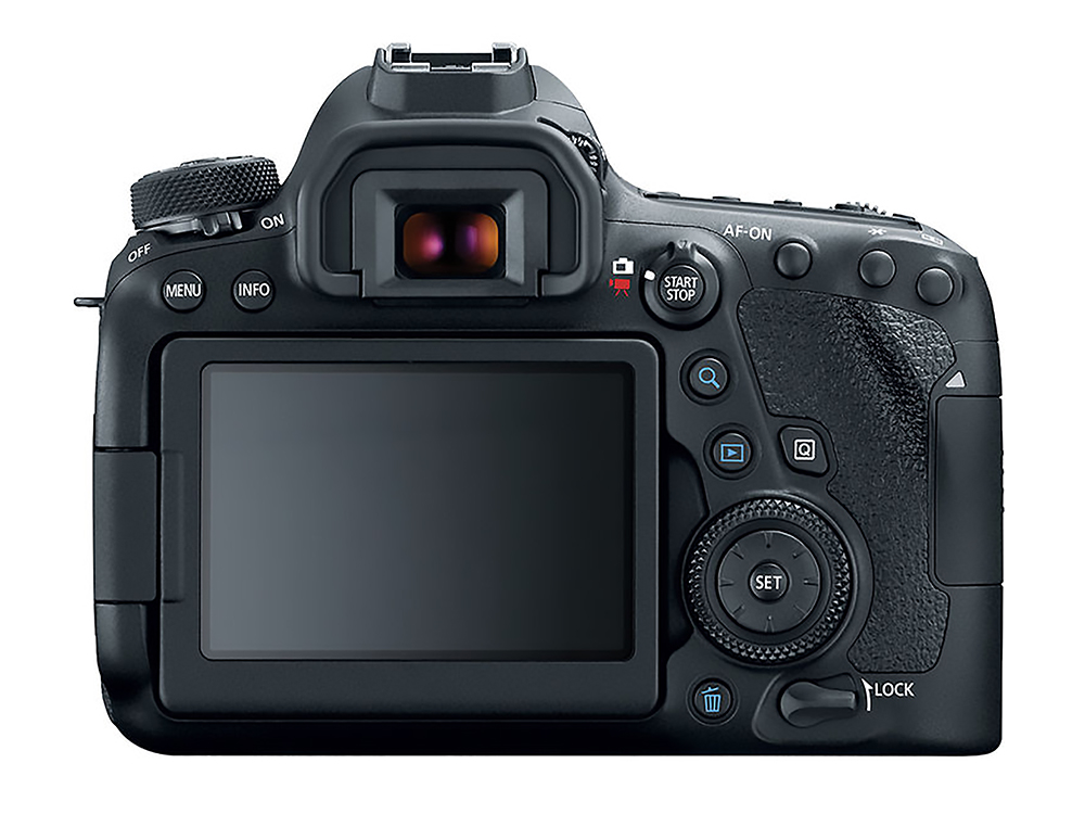 Canon EOS 6D Mark II - Body Only
