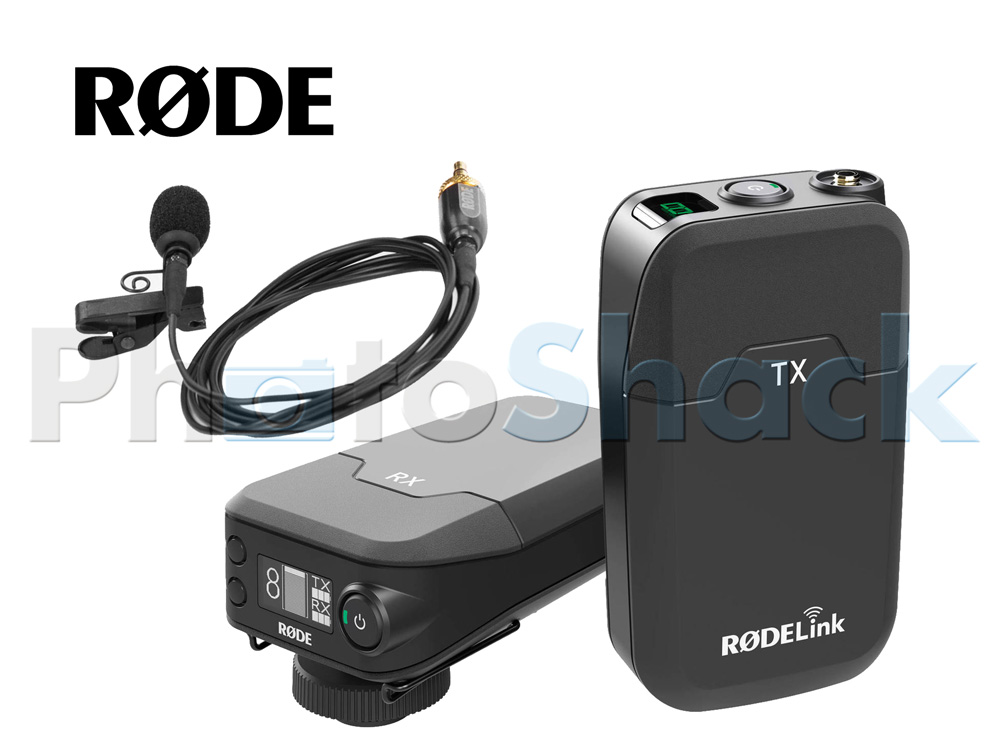 Rode Link Wireless Filmmaker Mic Kit