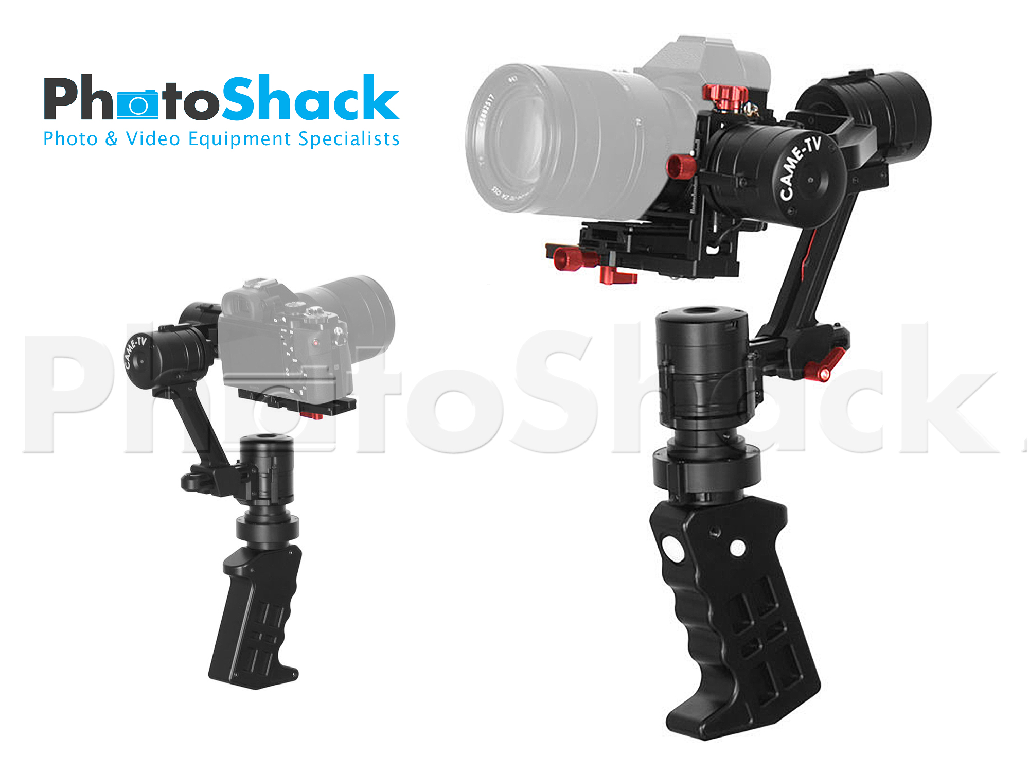Came-Single 3 Axis Handheld Camera Gimbal