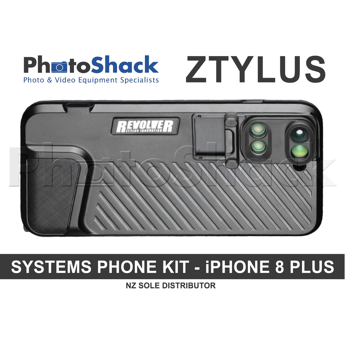 ZOOM Lens Kit for iPhone 8 PLUS