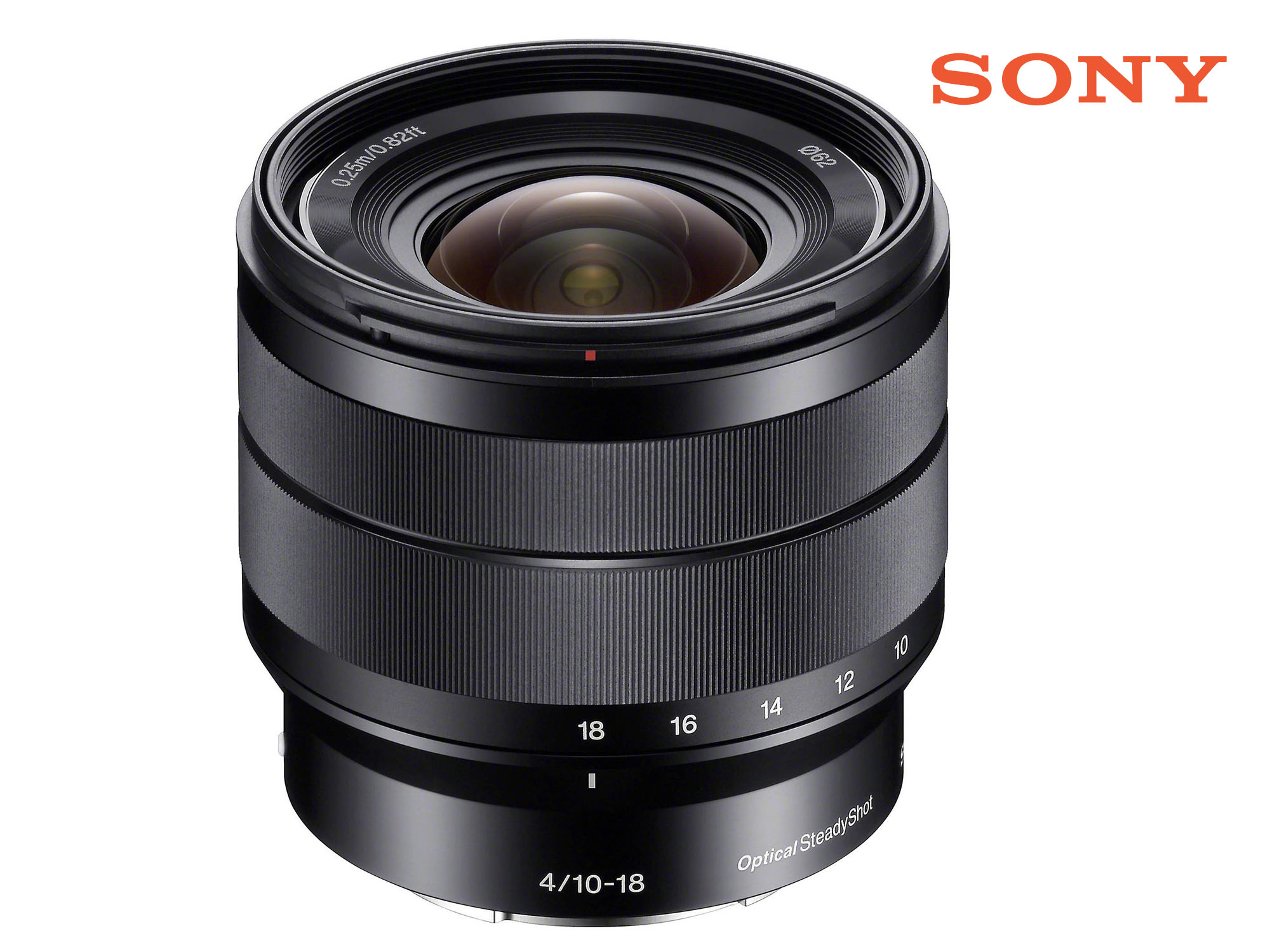Sony E 10-18mm F4 OSS Zoom Lens