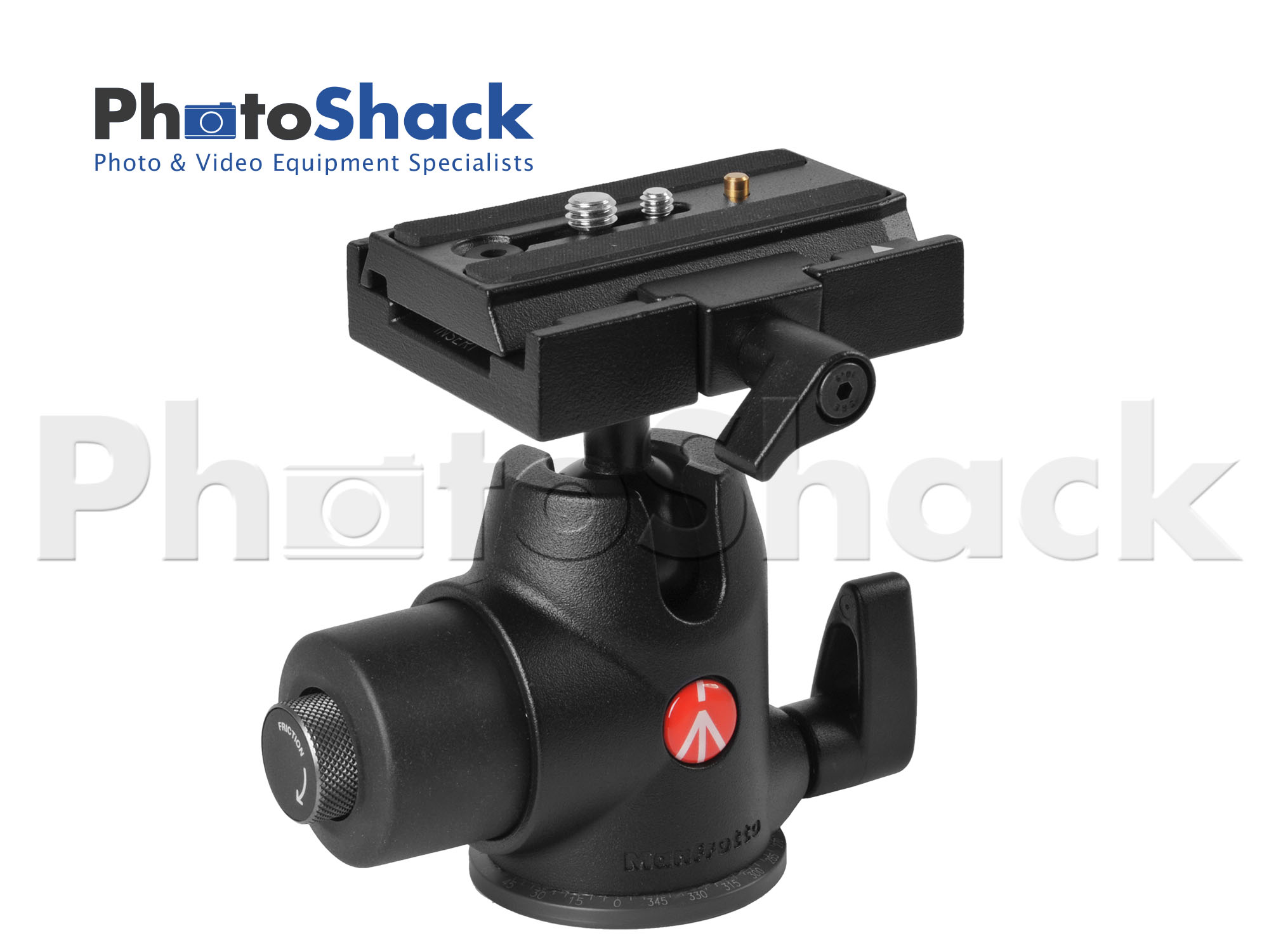 Manfrotto Hydrostatic Ball Head REL.RC5 - 468MGRC5