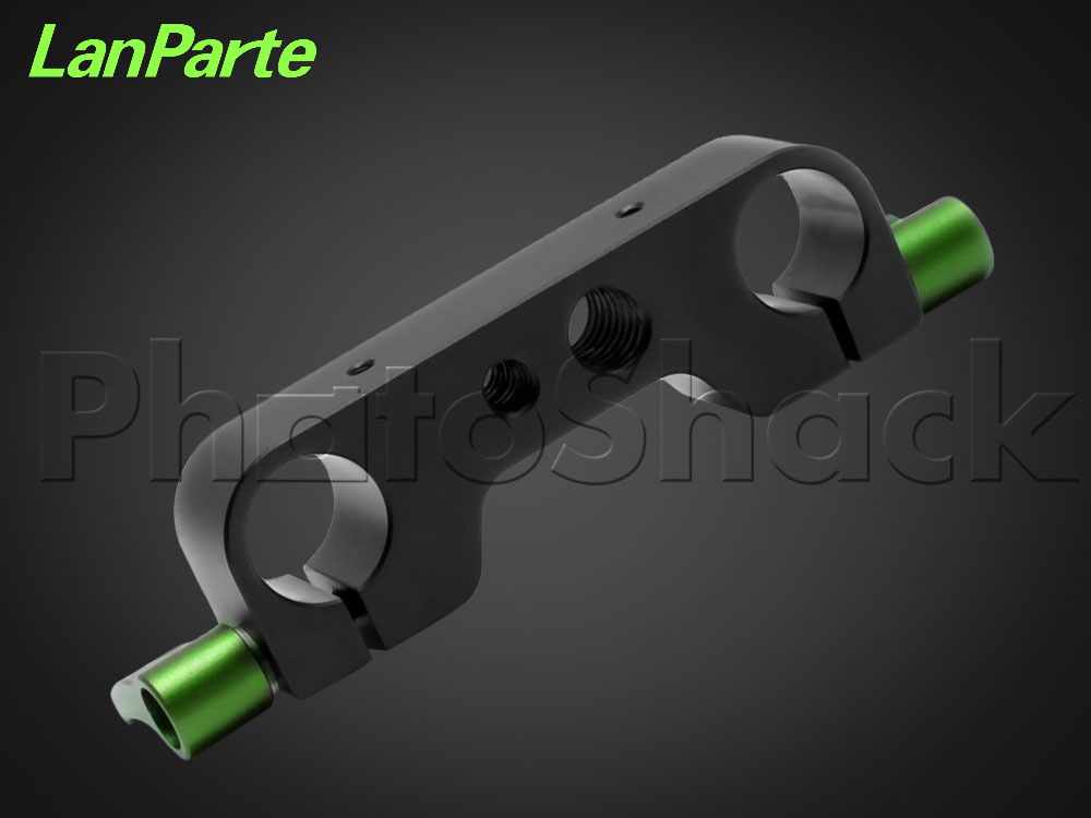 LanParte - Double Rod Clamp