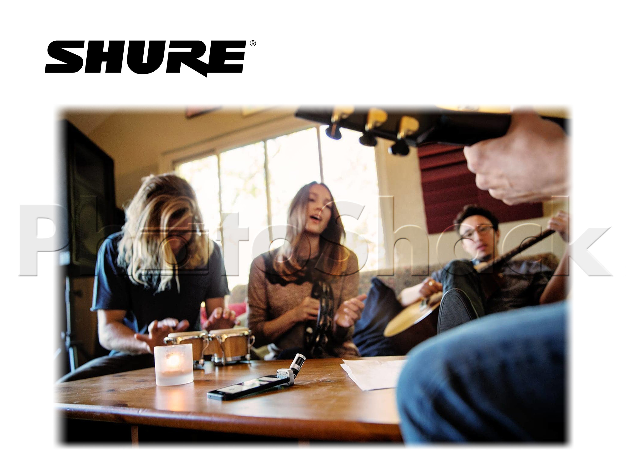 Shure Motiv MV88 Microphone for iOS