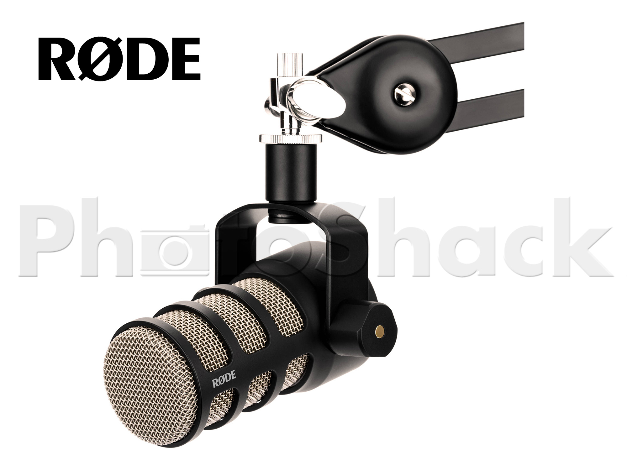 rode podmic dynamic podcasting microphone rodpodmic photoshack new zealand. Black Bedroom Furniture Sets. Home Design Ideas