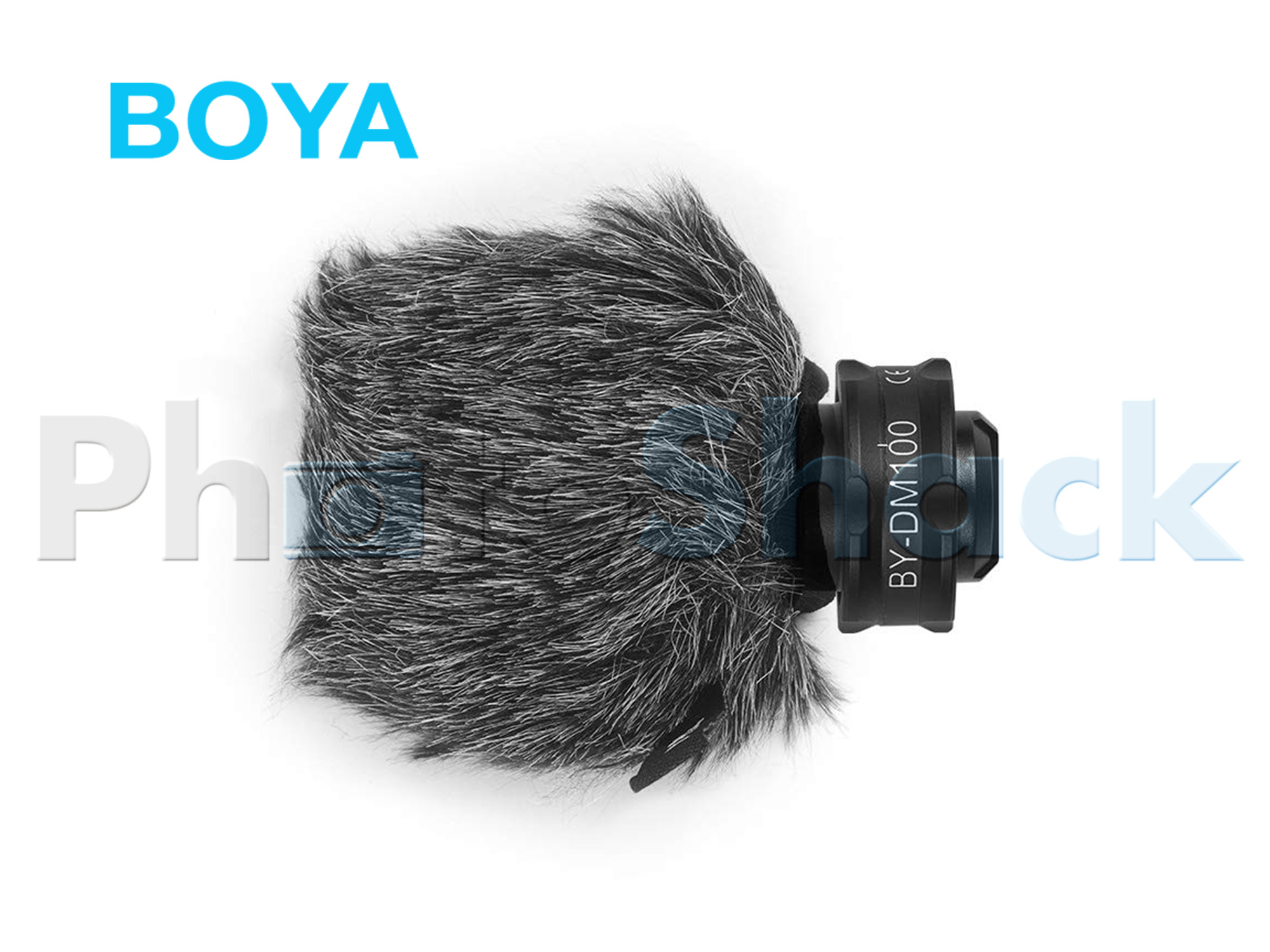 Boya Type-C Shotgun microphone (for Android devices)