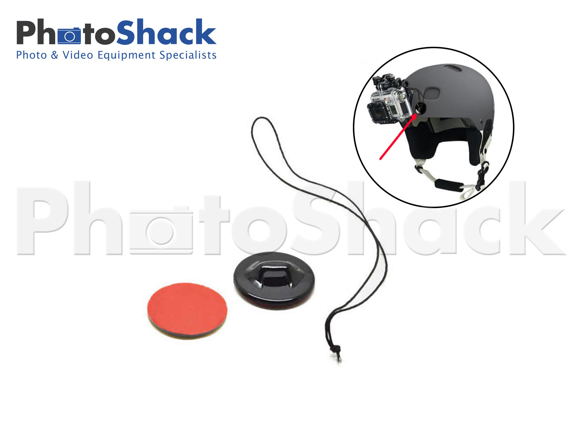 Gopro Compatible Accessories - Insurance Clasp