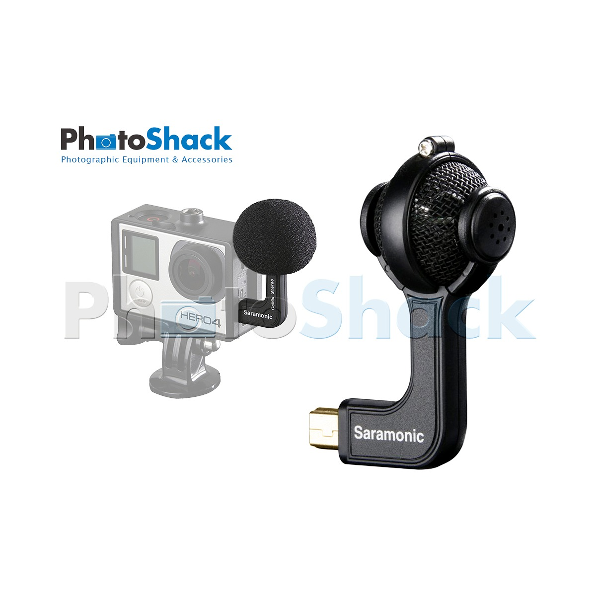 Saramonic Stereo microphone for GoPro