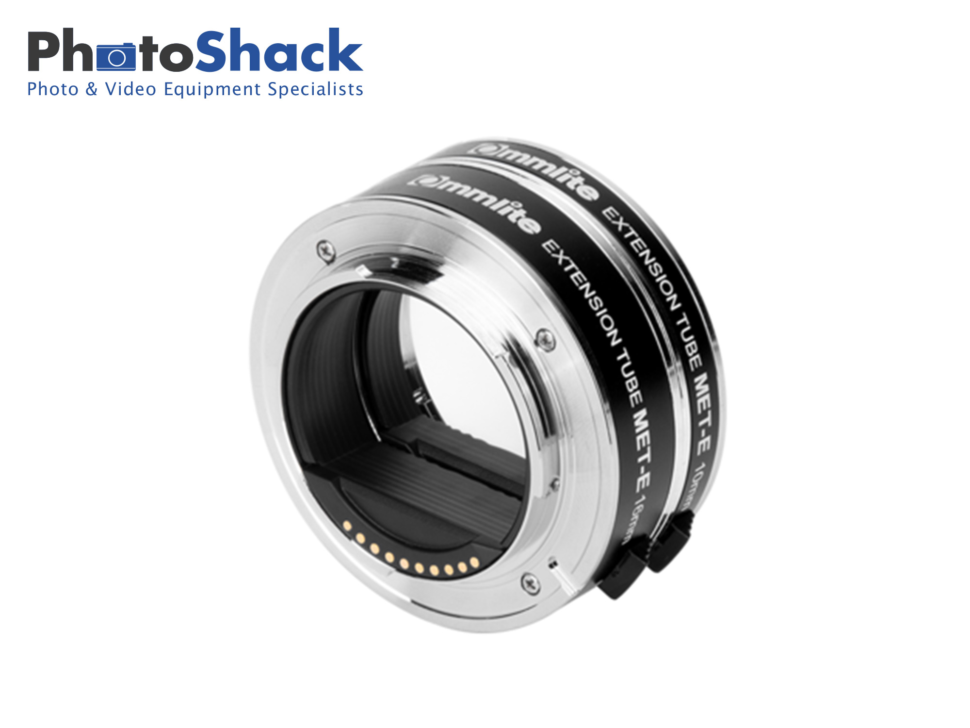 Commlite Automatic Macro Extension Tube for Sony E-Mount Cameras