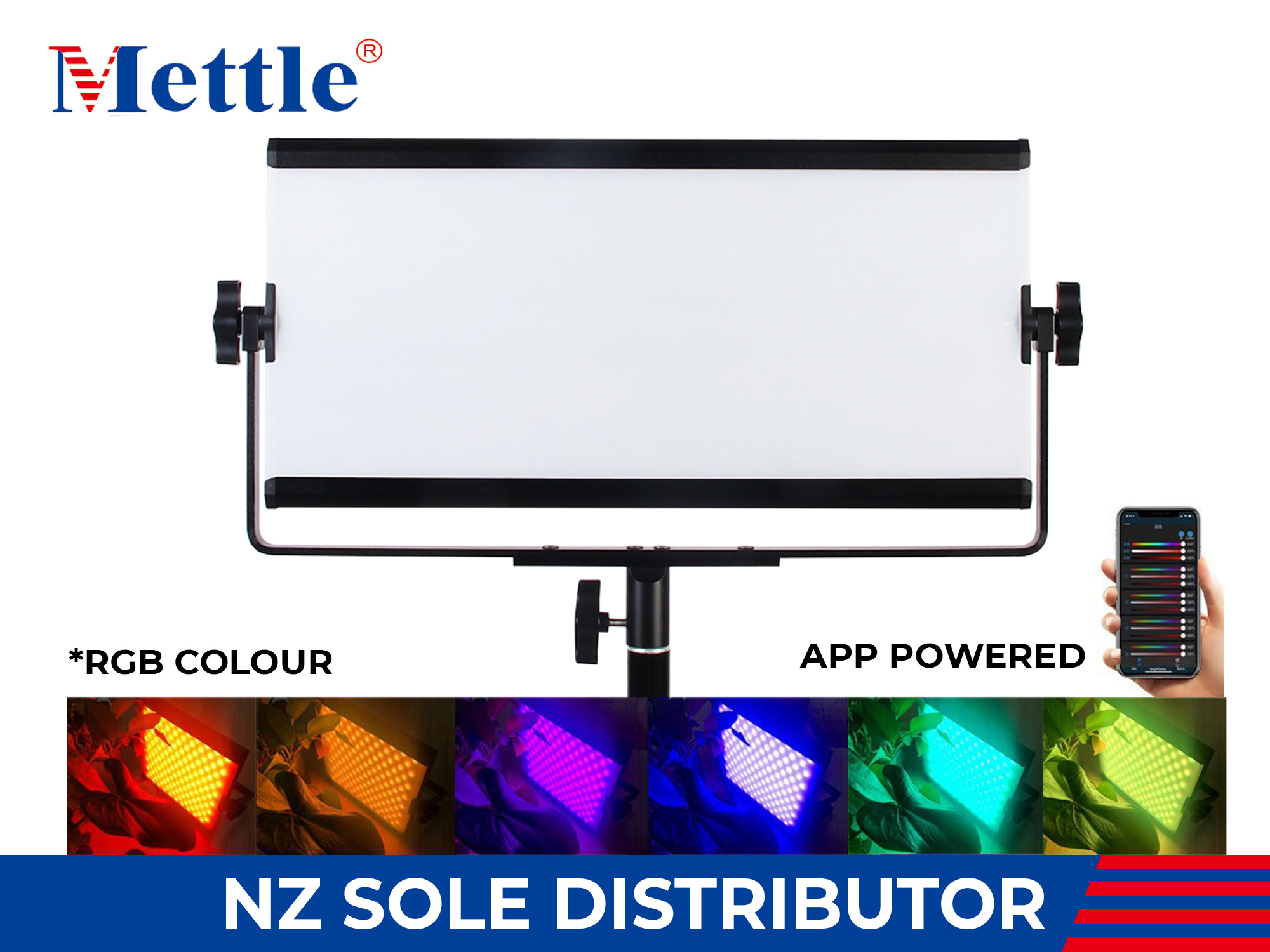 Mettle SPL420C LED RGB Smart Panel