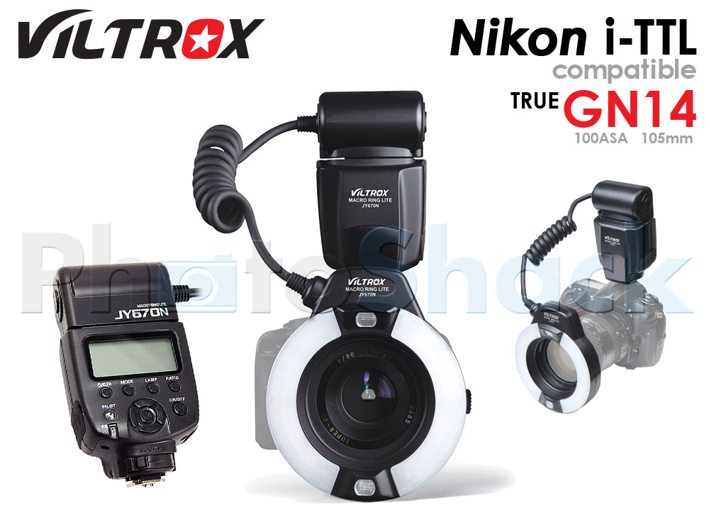 Viltrox Macro Ring lite for Nikon (i-TTL)