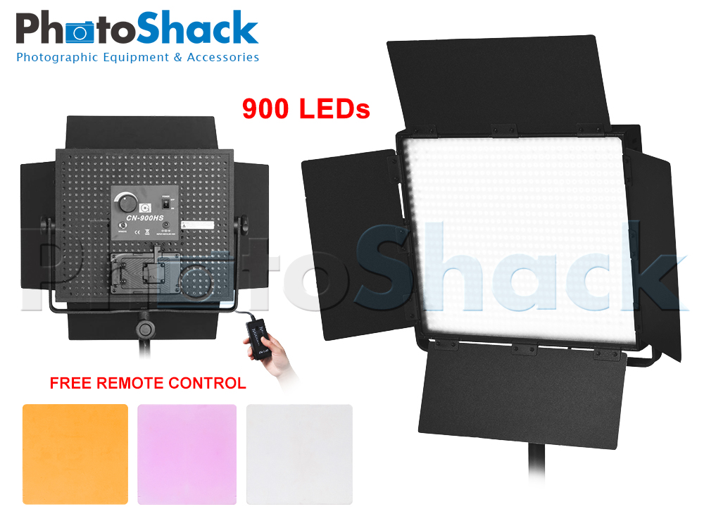 900 LED Light with remote control