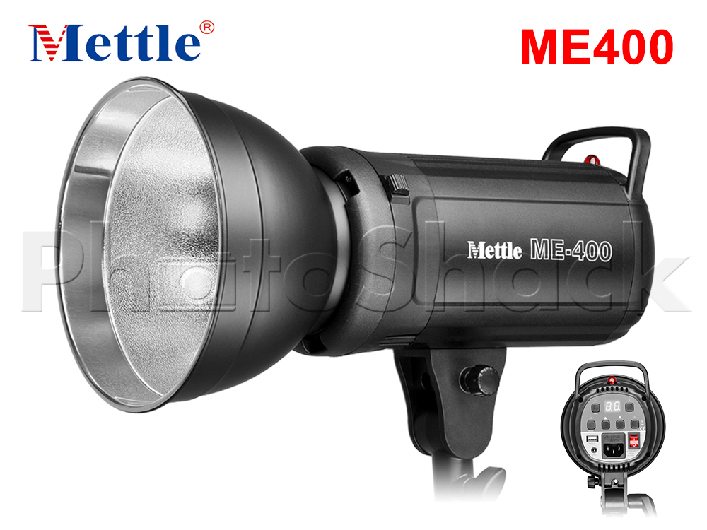 Studio Flash - 400W - Mettle ME400