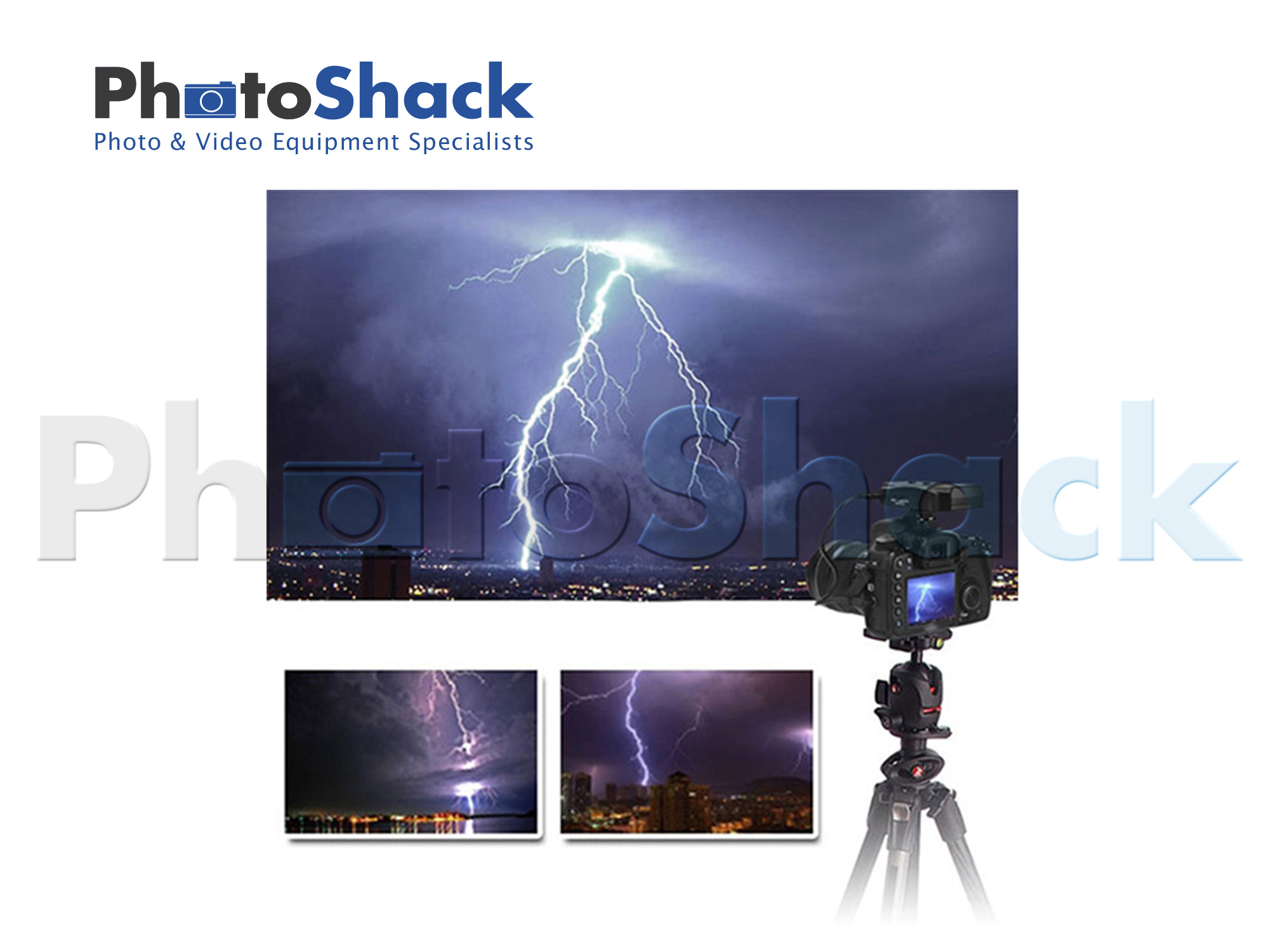 Lightning & Motion Trigger for Canon