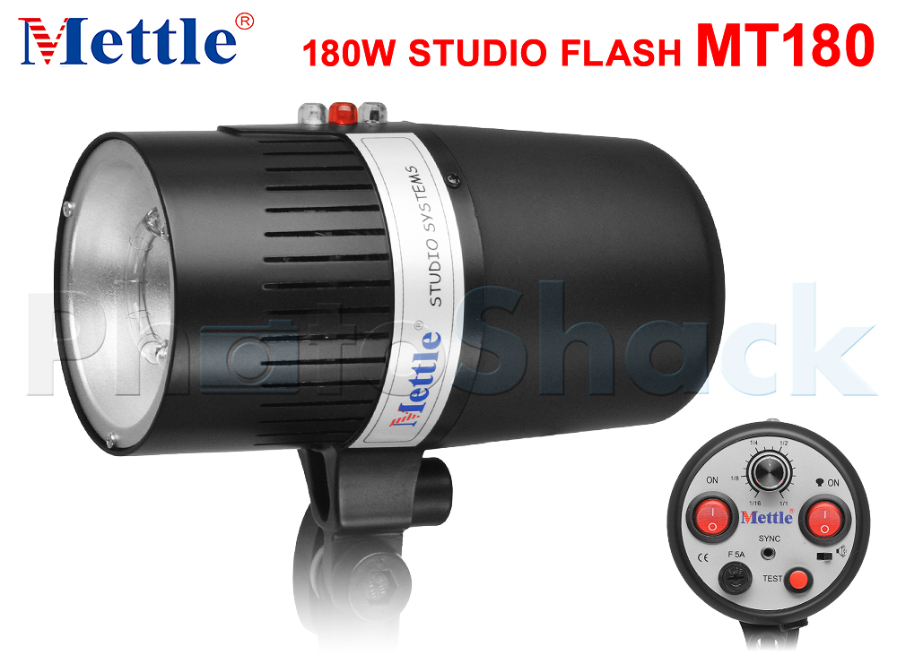 MT-180 Studio light with cooling fan