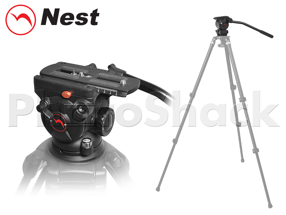 NT680H Nest fluid panning video head NT680H | Photoshack