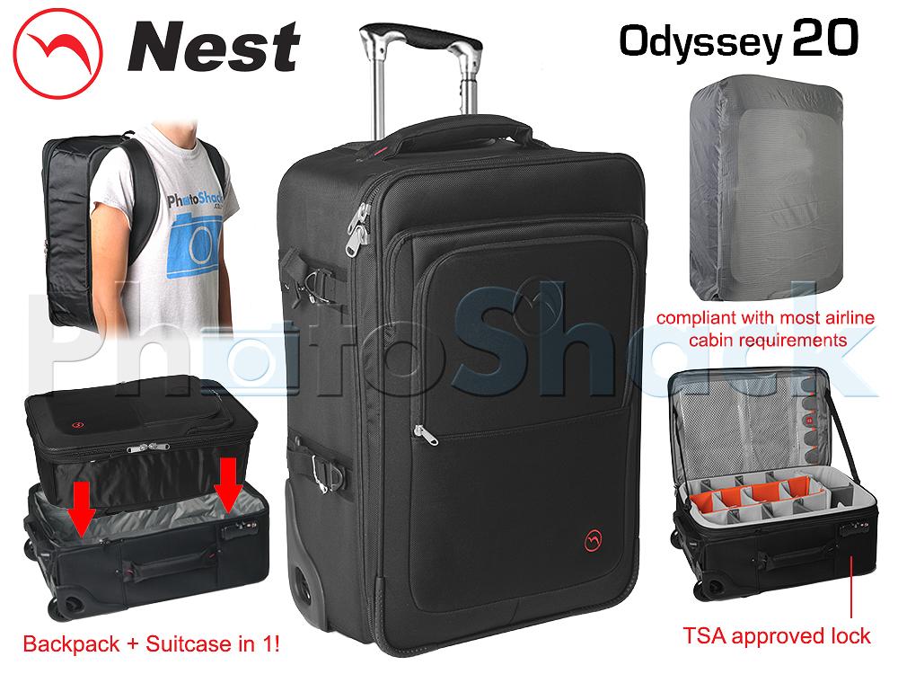 Modular Bag - NEST ODYSSEY 20 Odyssey20 | Photoshack