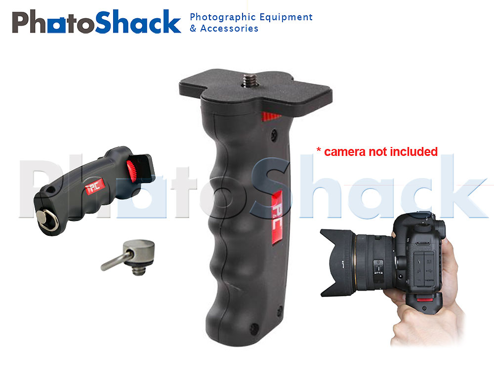 Camera Pistol Grip - Wide Body