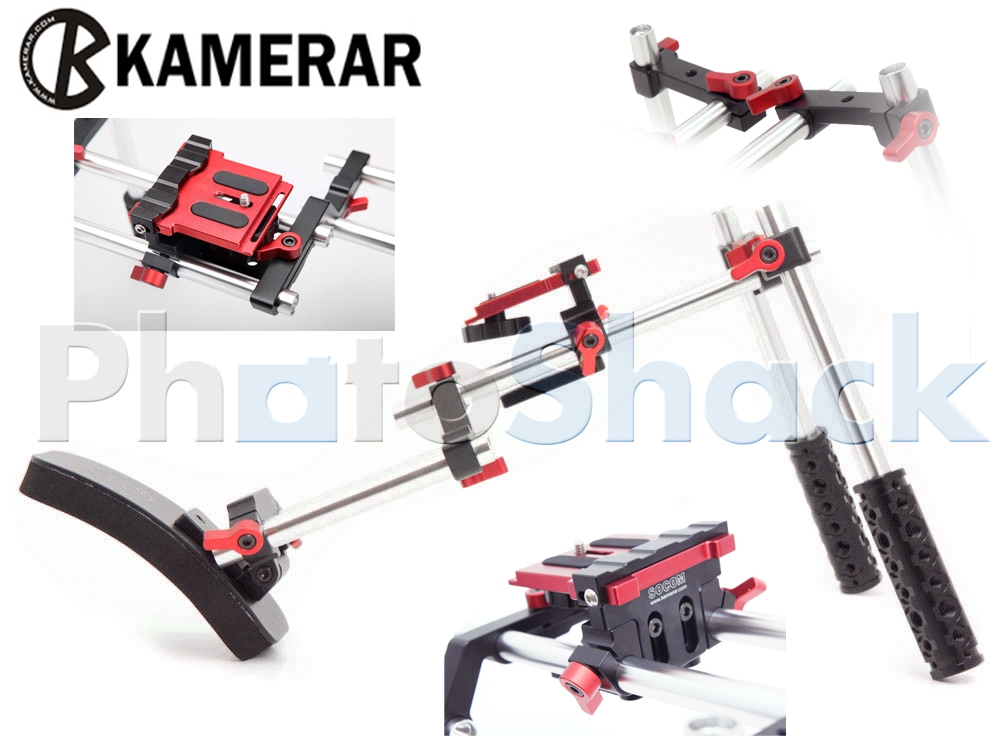 DSLR Video Prime Shoulder Rig Kamerar