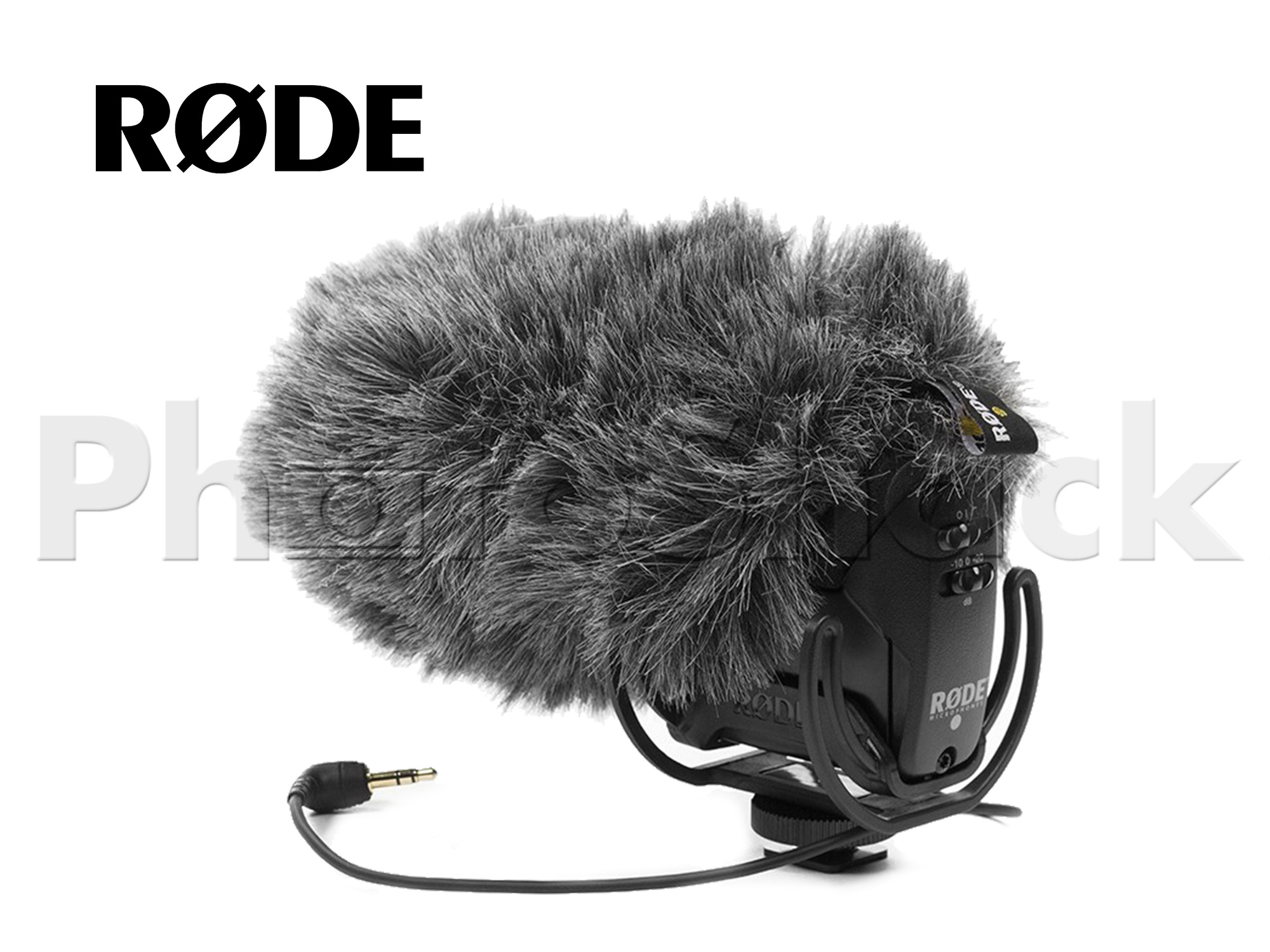 Rode DeadCat Wind Shield for VideoMicPro w/ Lyre Shock-mount