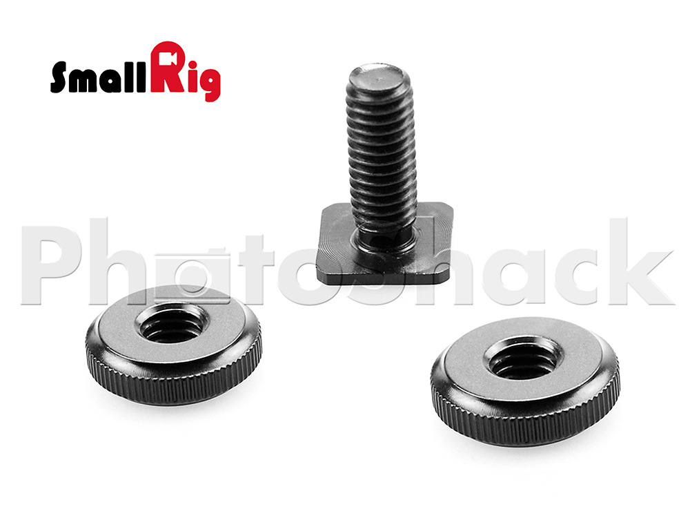 SmallRig Cold Shoe Adapter 3/8 Inch Screw - 1275
