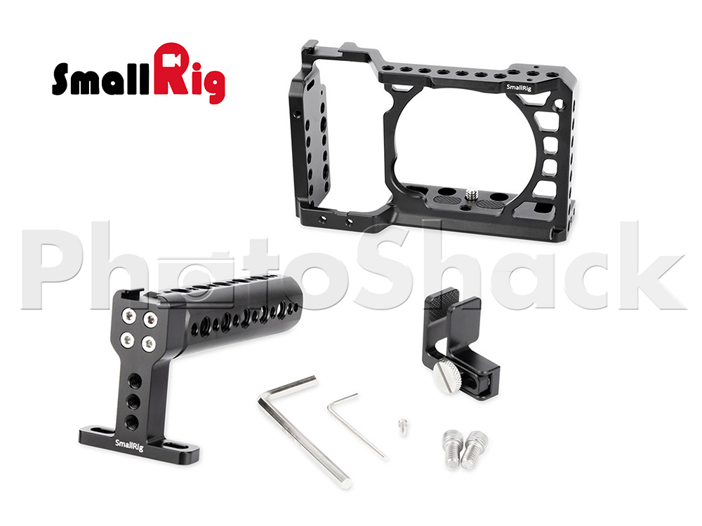SmallRig Cage Accessory Kit 1968 for Sony A6500