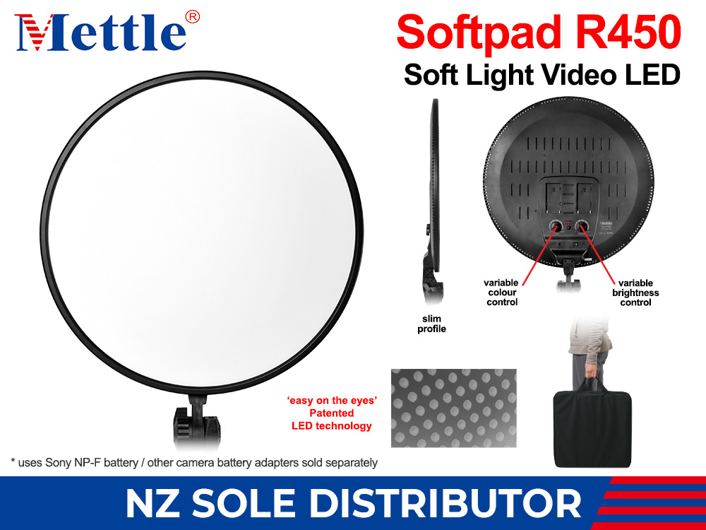 LED Light - Softpad 450D