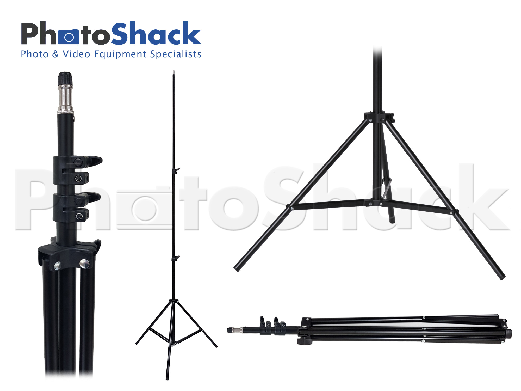 Professional Studio Light Stand 2m
