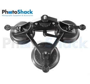 Triple Suction Cup Bracket