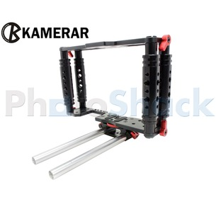 Camera Cage w/ Swiss Rods TK-2 - Kamerar
