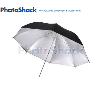 SILVER - UMBRELLAS FOR STUDIO LIGHTING
