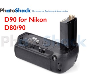Battery Grip for Nikon D80/D90 - Vertax D90