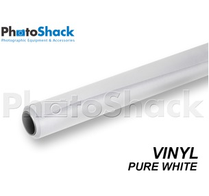 Vinyl Backdrop - Pure White