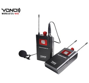 FilmPower Vono VX1 Wireless UHF Microphone