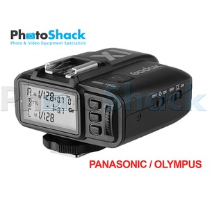 Godox X1T Wireless Camera Flash Trigger for Panasonic / Olympus