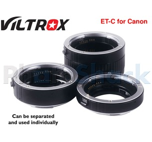 Viltrox Auto Extension Tube Set for CANON