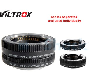 Viltrox Extension Tube Set (Auto) for FUJI