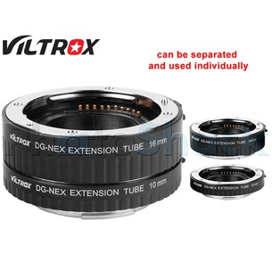 Viltrox Extension Tube Set (Auto) for SONY