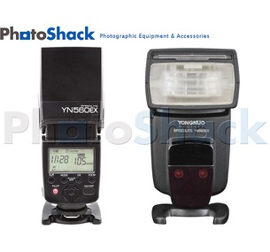 Yongnuo YN560EX Speedlite for Nikon and Canon
