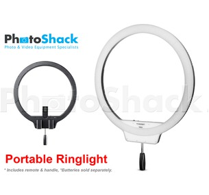Portable LED Video Ring Light YN-608