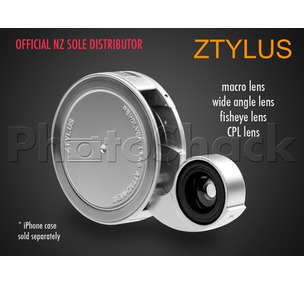 Ztylus iPHONE 4-in-1 Revolver Lens Attachment (RV2)