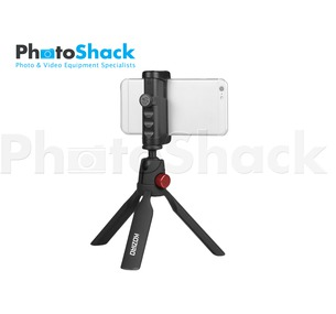 Mini Tripod Kit for Smartphones - Black