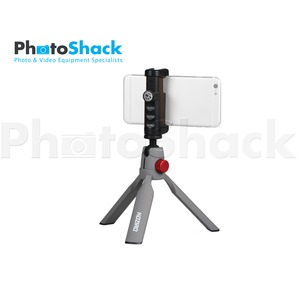 Mini Tripod Kit for Smartphones - Grey
