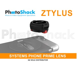 Wide Angle Prime Lens Only - Ztylus Systems