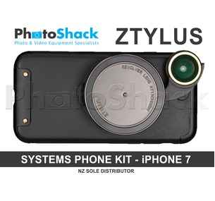 ZTYLUS Revolver Kit for iPhone 7 - Black